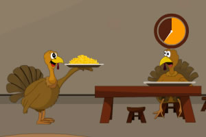 火鸡开餐厅