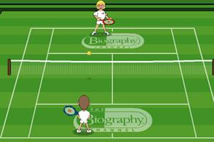 网球爱好者
