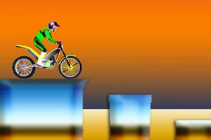 摩托车技巧大赛