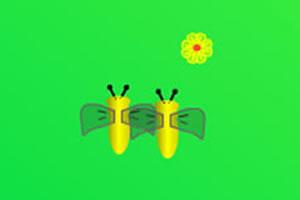 幻影蜜蜂采蜜