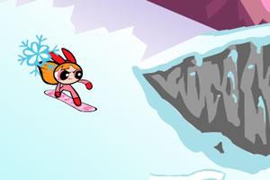 飞天小女警滑雪