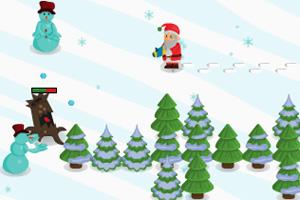 圣诞老人防御