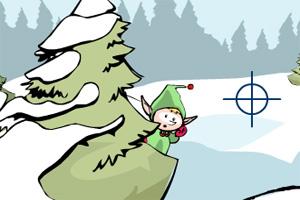 圣诞老人大战精灵