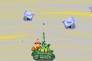 沙漠坦克战