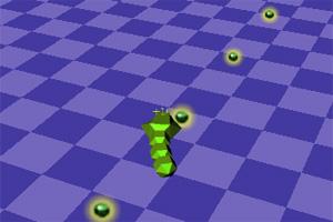 空间贪吃蛇