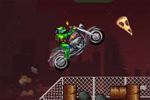 忍者神龟摩托车