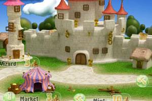 构建梦幻城堡