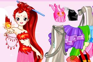 装扮童话公主