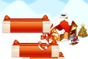 圣诞叠罗汉