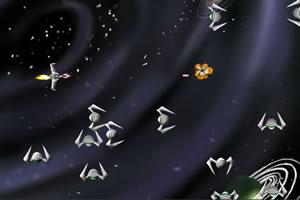 银河战机闪亮登场