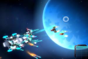 太空战机争斗