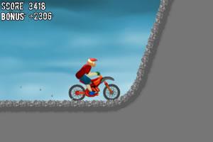 狂热摩托骑手