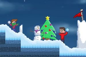 圣诞冰雪大战