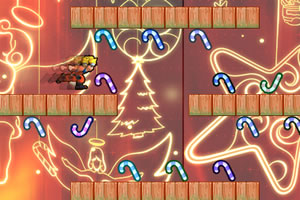 火影突袭圣诞版
