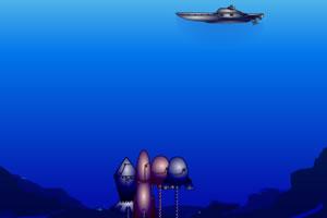 深海轰炸矿井