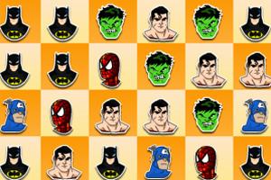 超级英雄对对碰