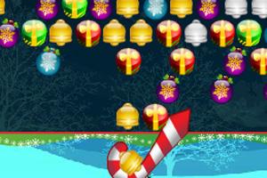 圣诞泡泡龙