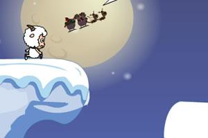 喜羊羊圣诞狂奔