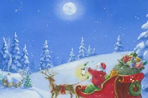 圣诞之夜找星星