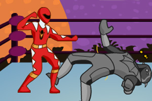 五星战队VS机器人