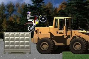 危险城镇摩托驾驶