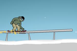 高山滑雪2