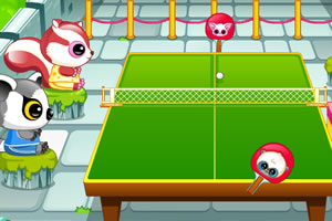 松鼠乒乓球中文版