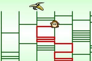 猴子找香蕉