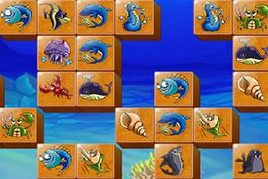 海底生物连连看