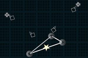雷射防御星