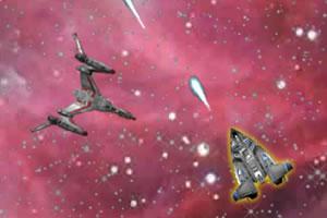 星球陨石保卫战