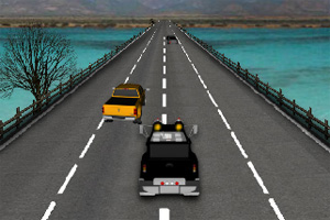 3D高速公路飞车无敌版