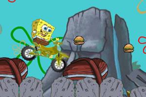 海绵宝宝极限摩托车