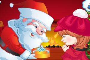 圣诞老人的小宝贝