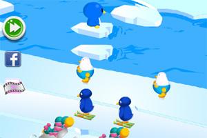 马里奥企鹅过河
