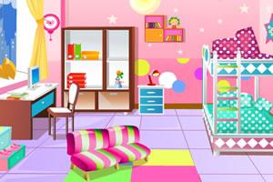 姐妹新卧室