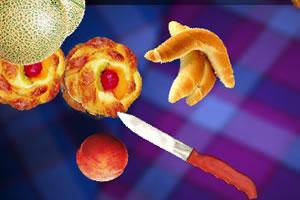 面包水果大作战