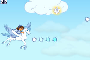 朵拉拯救雪公主