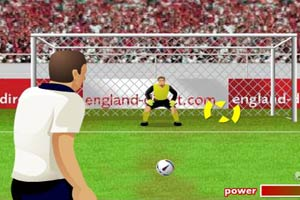 英格兰点球特训