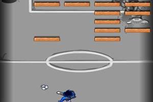 足球版打砖块
