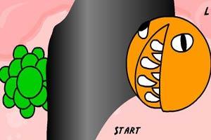 怪物版吃豆豆