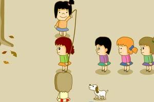 小朋友跳绳