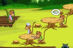猴子晚餐厅
