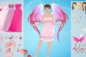 粉红情人天使