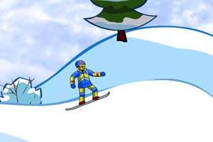 极致滑雪板