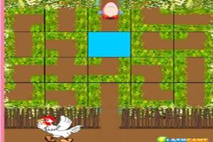 鸡蛋找妈妈