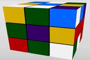三维立方体魔方