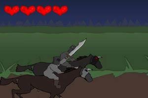 骑士VS骑士