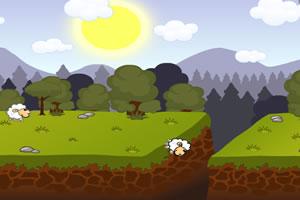 有趣的小羊
