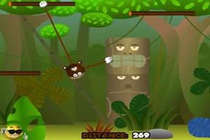 吊猴丛林冒险